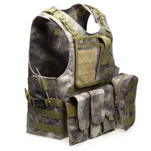 High Quality Breathable Military Tactical Vest