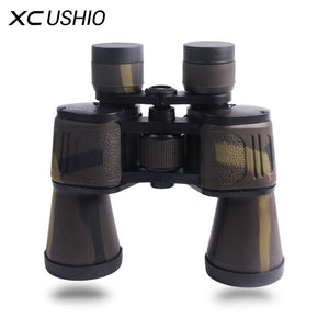 High Powered Military 20x50 Binoculars Low Light Vision
