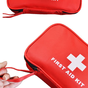 180 Piece Emergency First Aid Kit