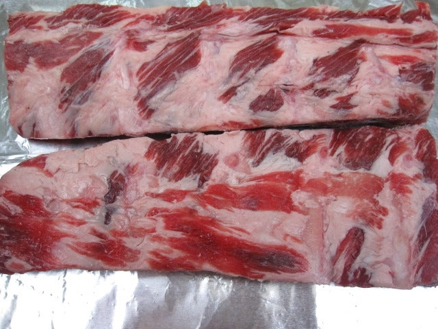 Meaty Back Ribs