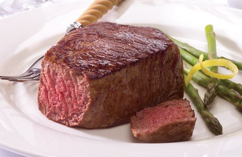 USDA Prime Filet Mignon Steaks