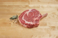 Natural Prime Cowboy Ribeye Steaks