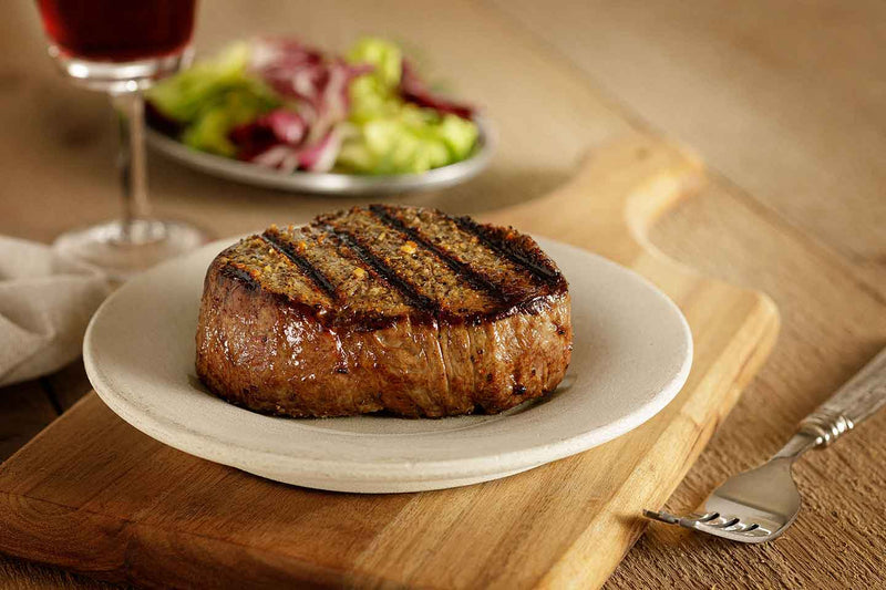 Natural Prime Filet Mignon Steaks