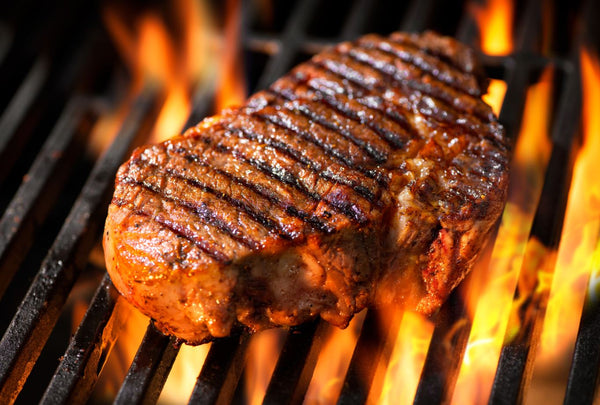 USDA Prime Boneless Ribeyes (Four 12 oz. steaks) - WHILE SUPPLIES LAST!