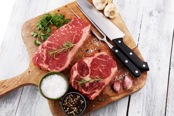 Ribeyes & Strips Grilling Package