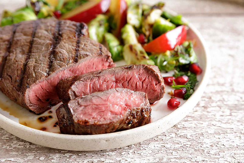 Natural Prime Top Sirloin Steaks