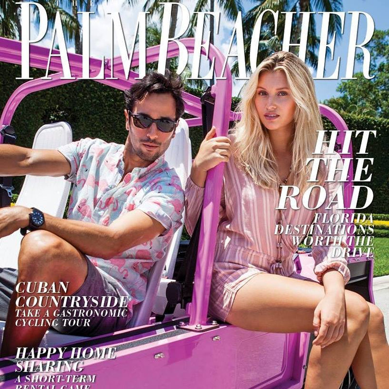 The Palm Beacher Magazine