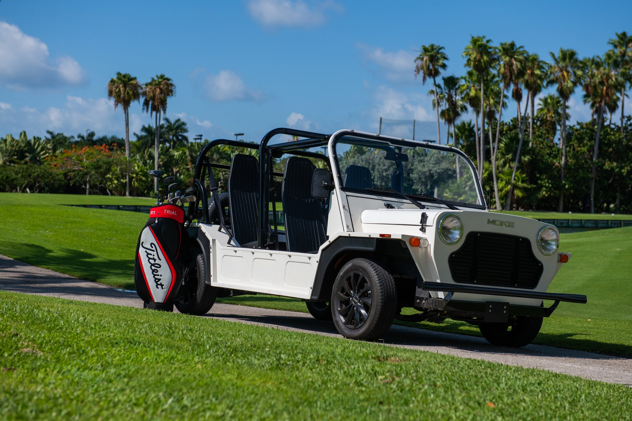 Official Moke™ | The Only Electric Moke In America!