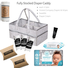 Diaper Caddy Gift Bundle