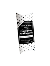 3 Grab & Go Emergency Soaking Bags!