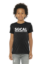 SoCal Heather Youth Tee