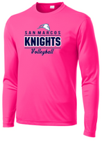 San Marcos Long Sleeve Warm Up (Unisex Sizing)