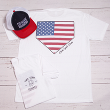 Mid-Pro Trucker Navy/White/Red . Limited Quantity