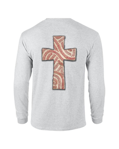 Long Sleeve Signature Cross Tee