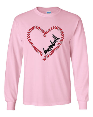 LOVE Baseball Long Sleeve