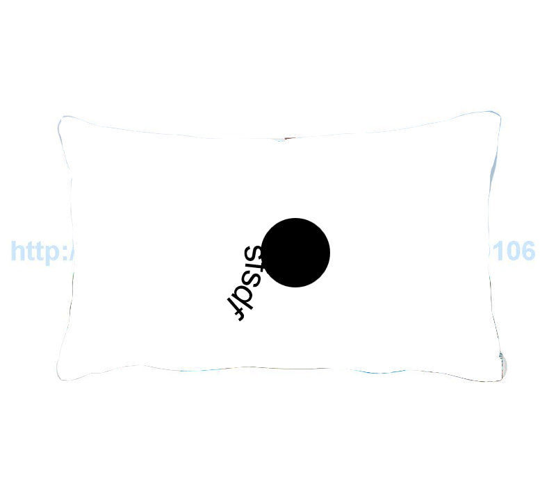 Custom Cushion Cover-300mmx500mm-super soft fabric