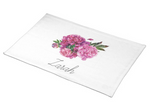 Custom Print Placemat Cotton Linen Set of 4