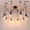 Modern Colorful Pendant Lights Dining Room Living Room Pendant Lamp Indoor Decoration Lamp 4/6/8/10/12 Heads