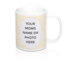 Distinct Interior Personalized You're The Best Mom In The World With Name Or Photo
