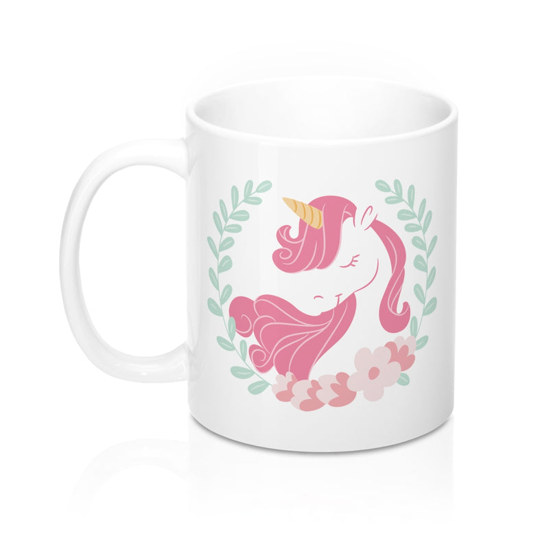 Unicorn Mug With Name
