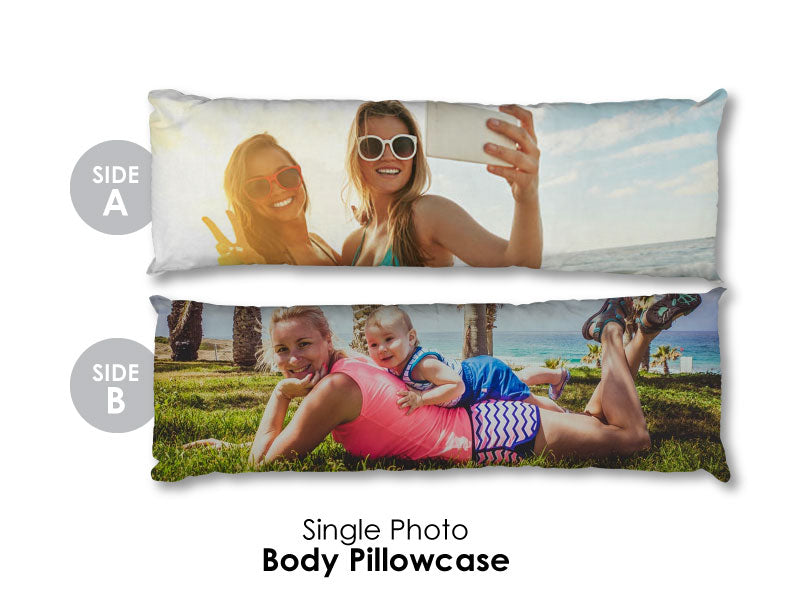 pillows large size how of case pillow body a personalized custom pillowcase creative cases make printed screen to