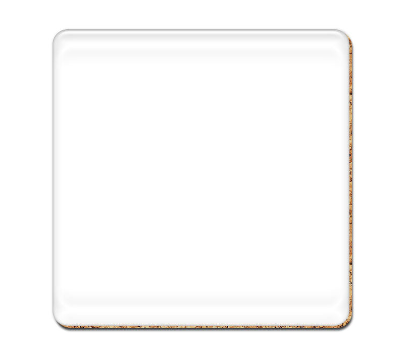 CUSTOM CORK COASTERS-Square