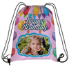 Personalized Drawstring Backpack Pack of 4