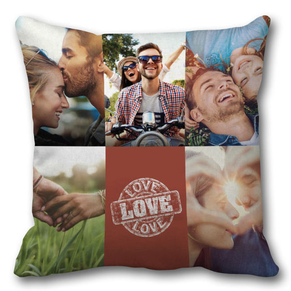 Premium Customized Satin Cushion Cover