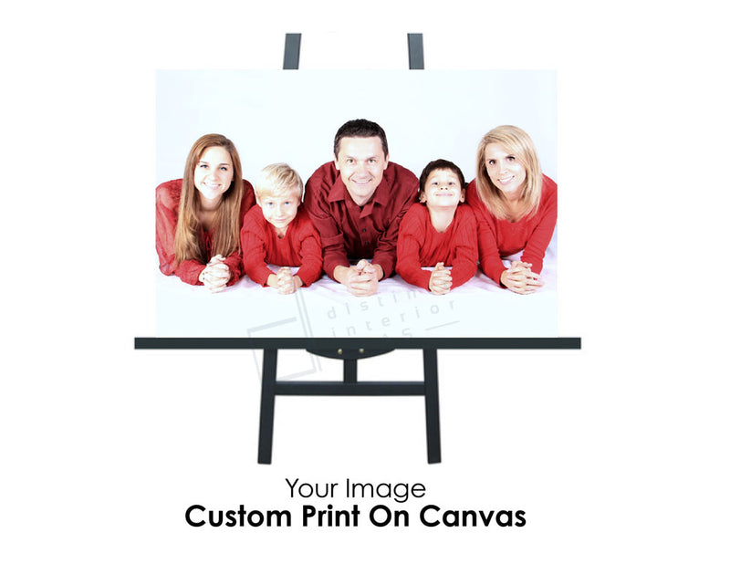 Canvas Prints With or Without Frame
