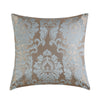 Firfly jacquard fabric Wholesales Pillow cushion Yellow Grey Cushion cover floral Home Decorative 45x45cm/50*50cm