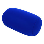 35cmx20cm Micro Mini Microbead Back Cushion Roll Throw Pillow Travel Home Sleep Neck Support Comfortable