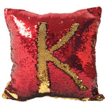 Mermaid Glittery Sequin Decorative Pillow Cases 40cmX40cm