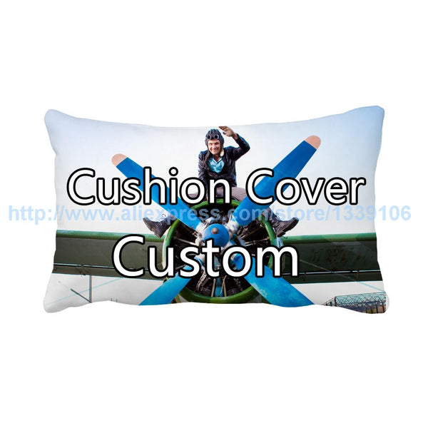 30x50cm Custom Cushion Cover (Demo)