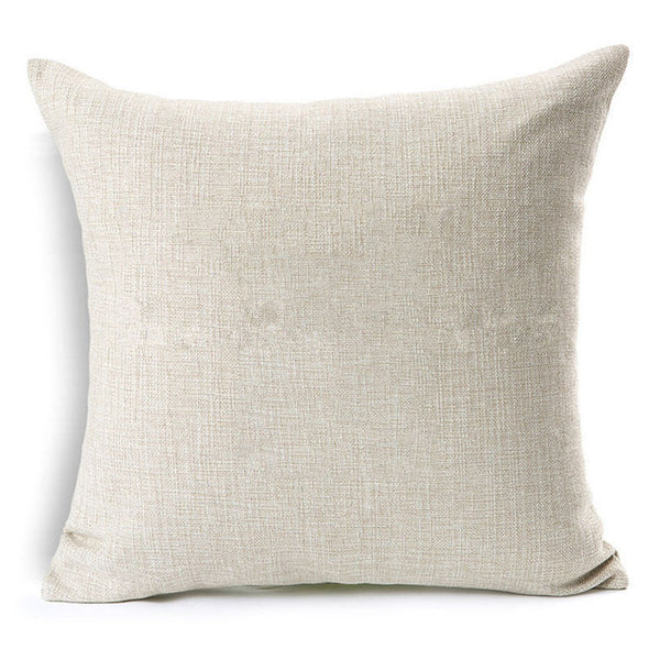 Distinct Interior Personalized Floral Cushion With Initial And Name