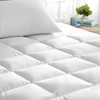 Cotton Quilted Waterproof Mattress Pad/ Non-slip Mattress/Mattress Cover 160x200cm