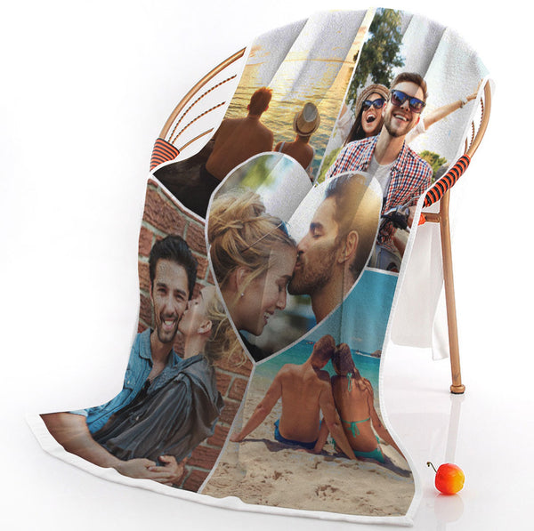 Fiber Photo Towel