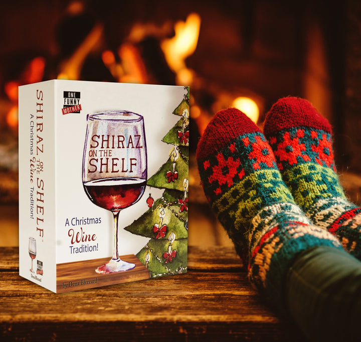 Shiraz on the Shelf- A Christmas Wine Tradition