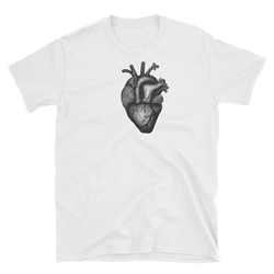 Anatomical Heart T-Shirt.