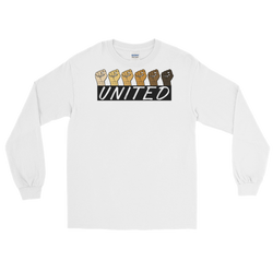 """United"" Long Sleeve T-Shirt."
