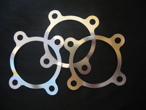 Stainless Steel Shim Kit For AM Series Air Amplifiers