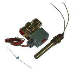 90016 NEMA 3R-4-4X Mechanical Thermostat & Sol. Valve Kit - 120V