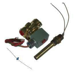 90015 Mechanical Thermostat  & Solenoid Valve Kit