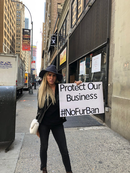 #NoFurBan: Protecting Our Business
