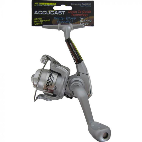HT ACCUCAST SPINNING REEL 2B UL