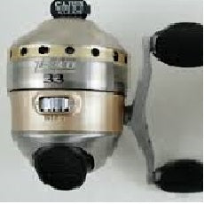 ZEBCO 33 GOLD MICRO SPINCAST REEL