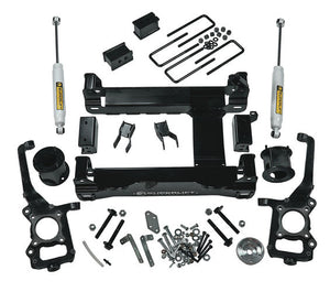 "4.5"" Lift Kit - Ford F150 4WD - w/ SL Rear Shocks (2015-2019)"