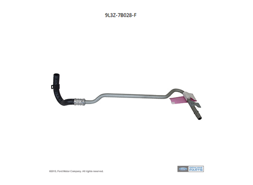 Ford F-150 Transmission Cooler Lines (2010-2014)
