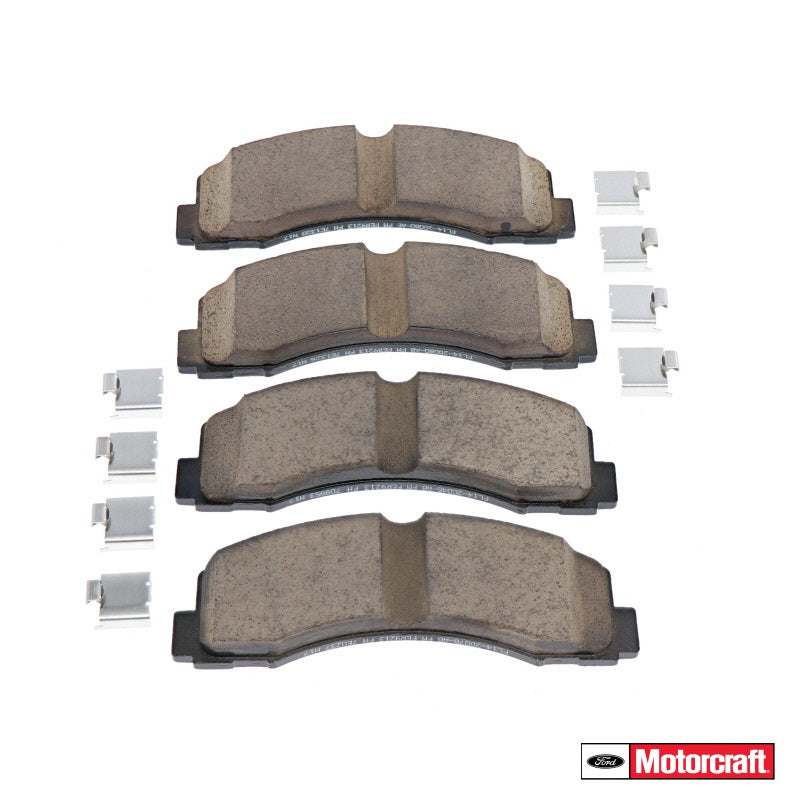Ford F-150 Brake Pads and Rotors (2010-2014)
