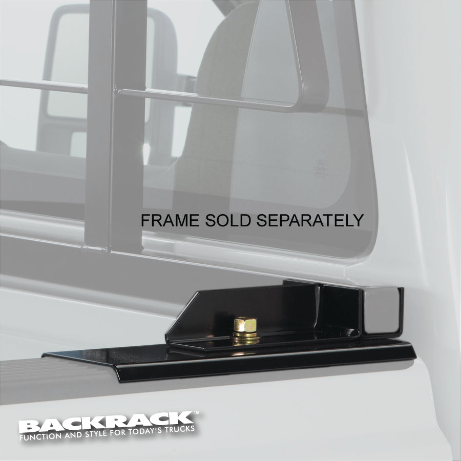 F-150 - BackRack Mounting Kit (2015-2019)
