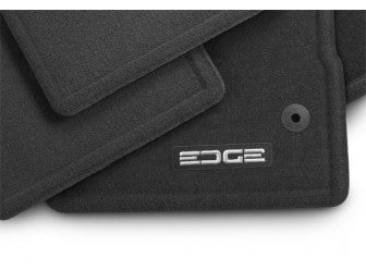 Edge - Floor Mats Carpeted, 4-Piece, Agate Front and Rear (2012-2014)